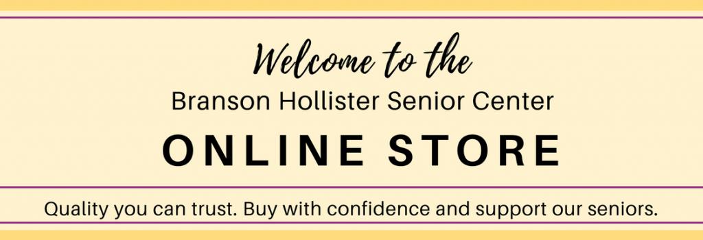 Branson Hollister Senior Center Store